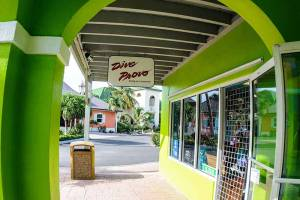 Dive Provo dive shop in the Ports of Call Shopping Plaza