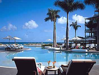 pool area at The Palms Resort